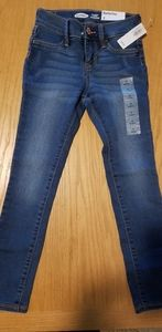 Little girl Old Navy skinny jeans